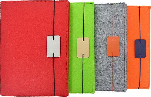 Wool Felt Notebook 7013