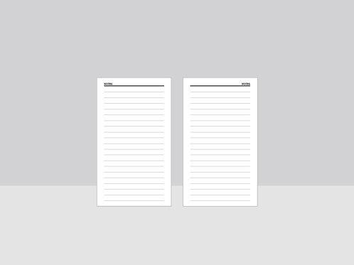 Slim Notebook SN361