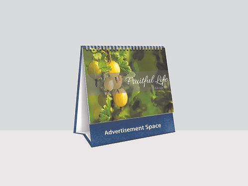 TC8763 Fruitful Life Desk Calendar