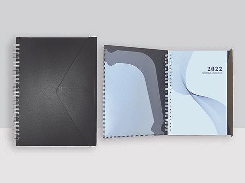 (A5) PP4 Polypropylene Notebook (PVC)