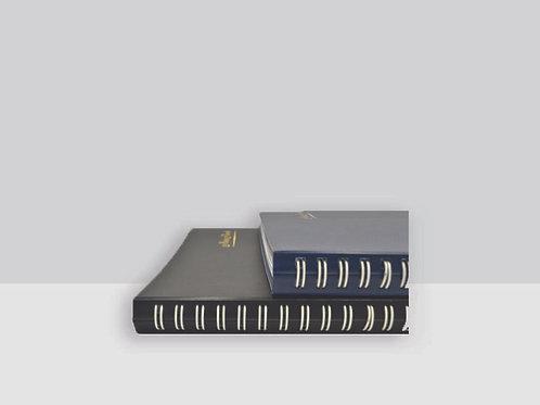 (A5) PP3 Polypropylene Notebook (PVC)