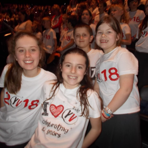 Young Voices 2018!