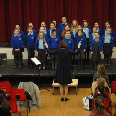 Choir at Chippy Festival