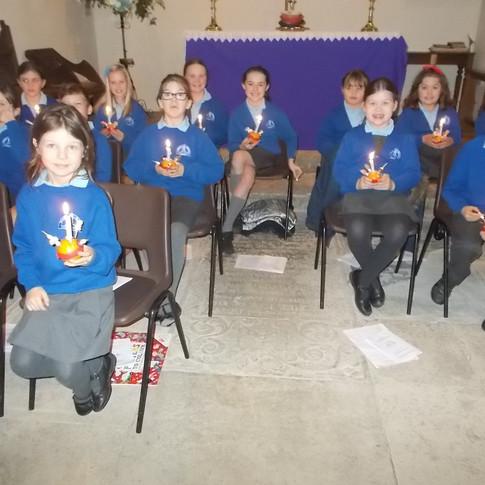 Christingle - Sunday 3rd December