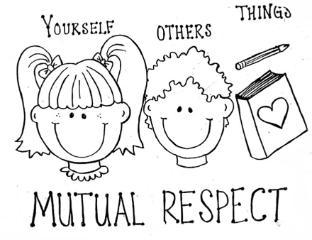 mutual respect