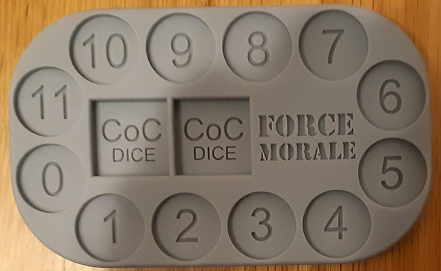 Chain of Command Force Morale Tracker