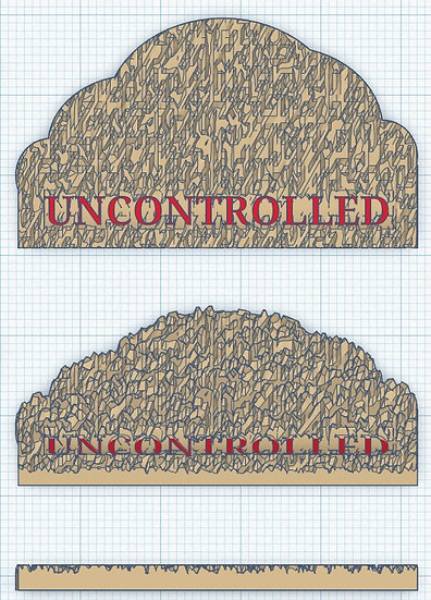 Uncontrolled Marker Set
