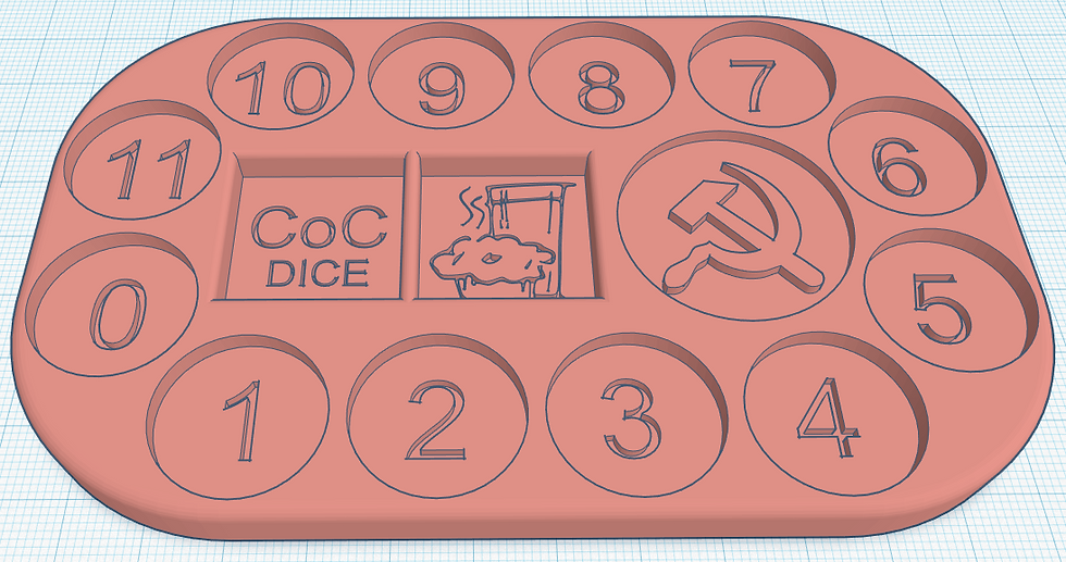 Soviet Chain of Command Force Morale Tracker