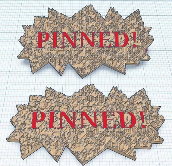 Pinned Marker Set