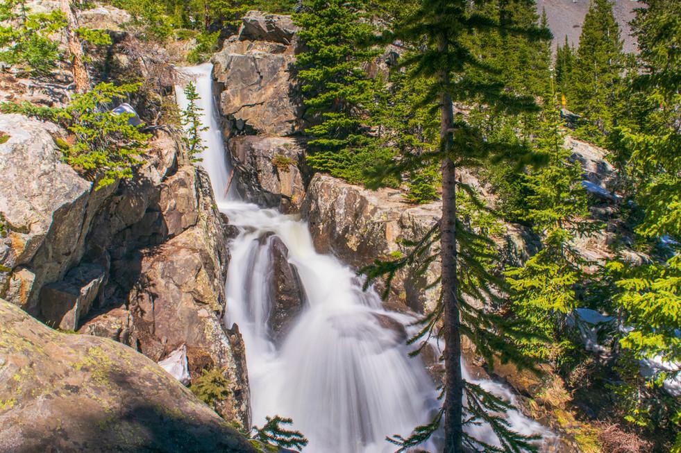 Waterfall Hike Breckenridge