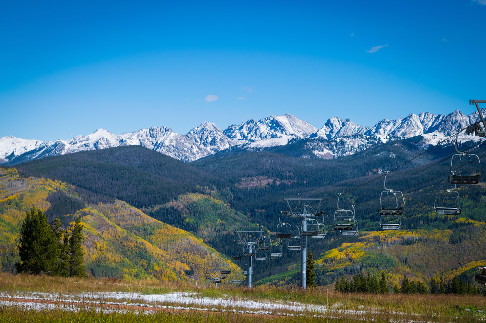 Winter is Coming Vail