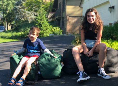 Going to Sleepaway Camp for the First Time? Practice these 10 Independent Skills Now!