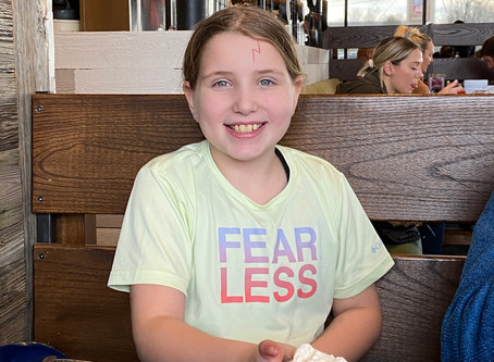 11 Wishes for my Daughter as She Turns 11