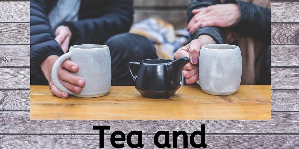 Tea and Tantrums Virtual