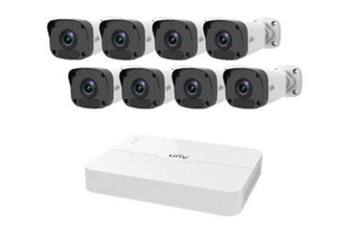 8 Ch NVR  DIY CCTV Kit