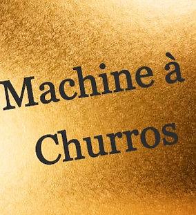 Machine à churros Jumpy's Party