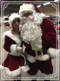 Le Père Noël & La Mère Noël