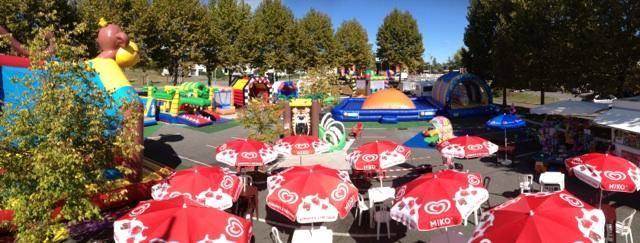 Jumpy's Party Le Parc