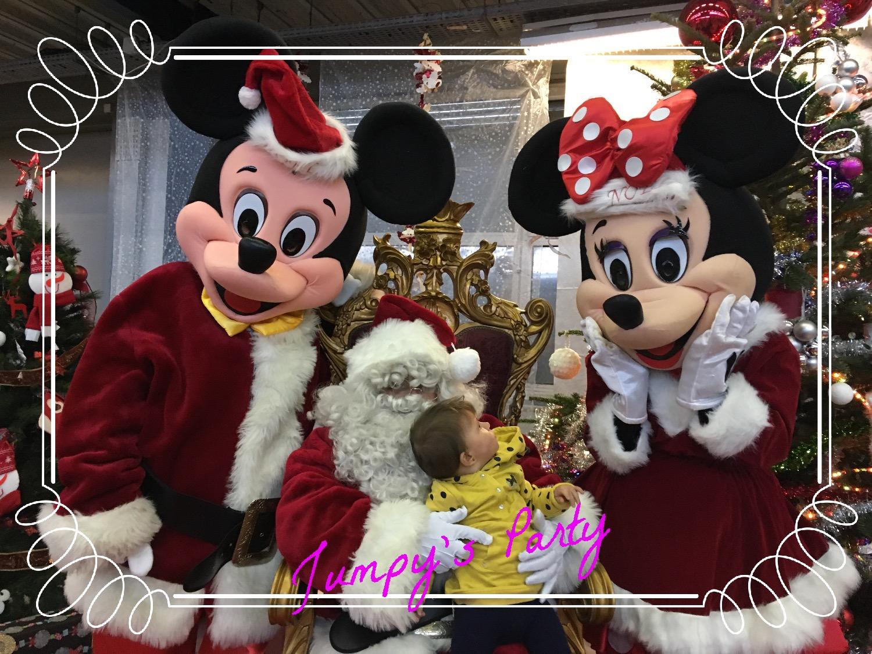 Les Mascottes Noël