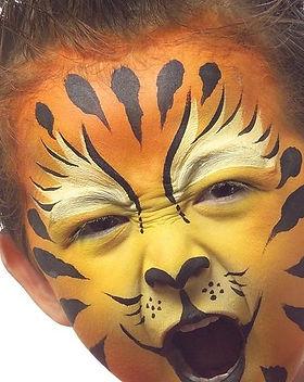 Jumpy's Party maquillages pour enfants