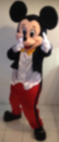 Prestation magique deMickey l'amoureuxde Minnie.  Faite lui le plus beau des cadeaux ... Imaginez-vous son regard lorsque Mickey entrera chez vous !