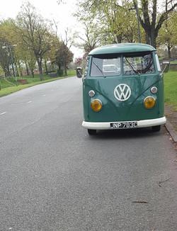 Bespoke VW Refit