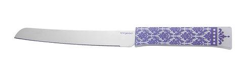 סכין חלה אפור לכה דודי