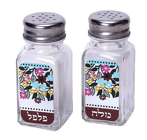 מלח+פלפל פרחים צבעוניים