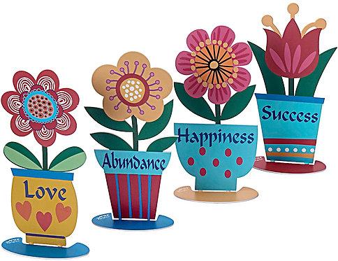 רביעיית פרחים אנגלית