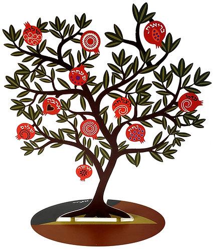 עץ ברכות רימונים