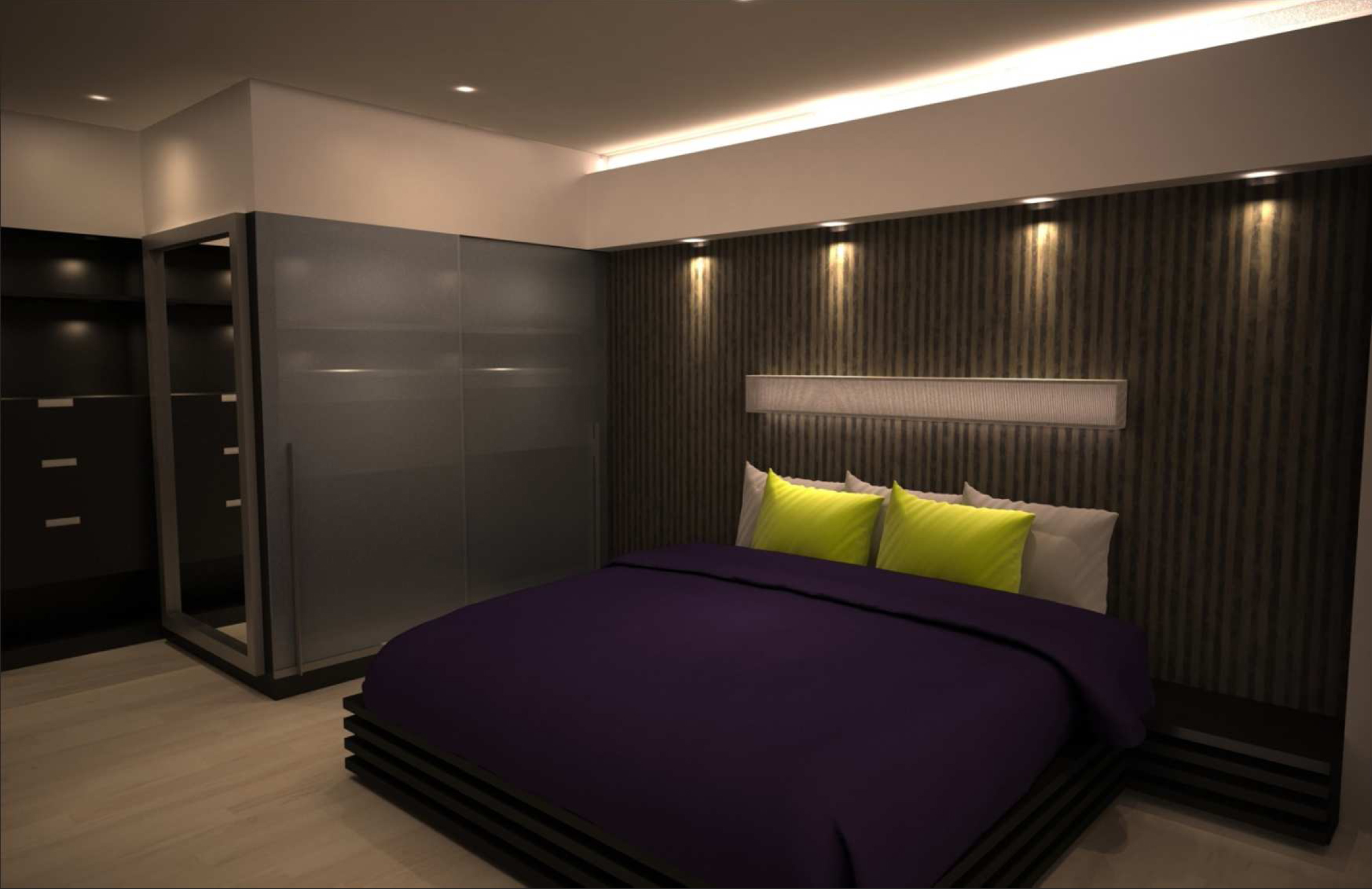 Chambre suite - type A