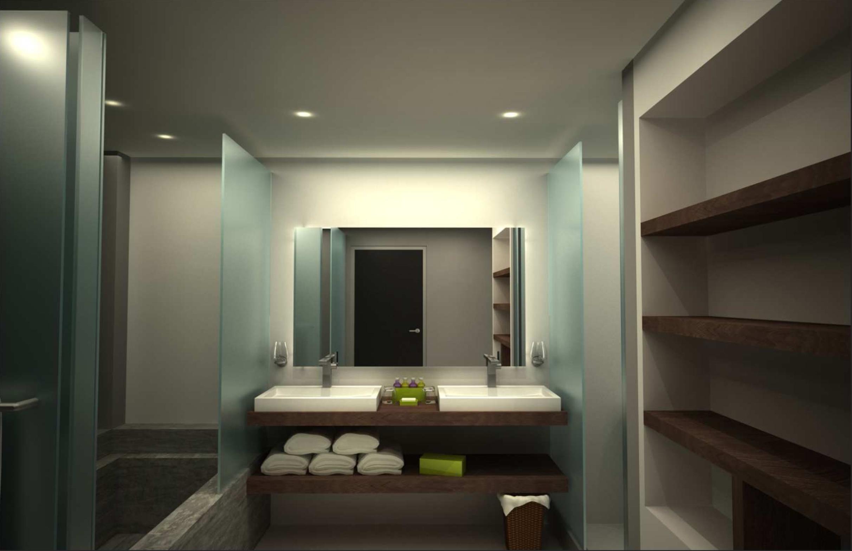 Salle de bain suite - type A