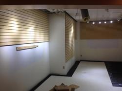 Boutique - durant les rénovations
