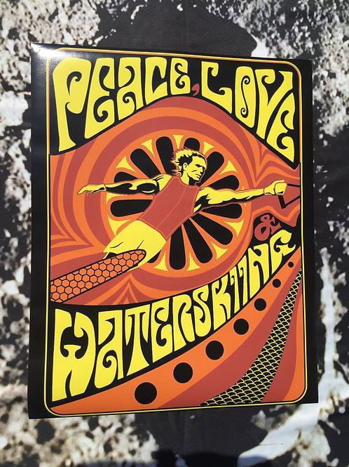 PLW Hippie Poster