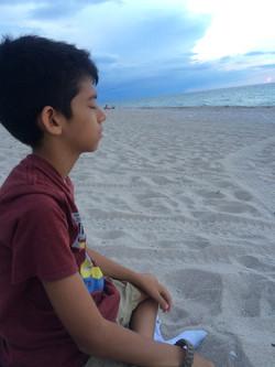 James Beach Meditation 2016