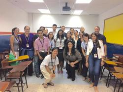 Honduras Teacher training 2017