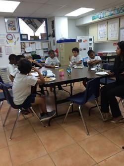 "Closing ""pizza"" ceremony #mindfulness kids & teen classes _ BlakeSchool"