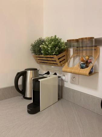 Equipement cuisine appartement location