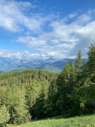 montagne randonnées
