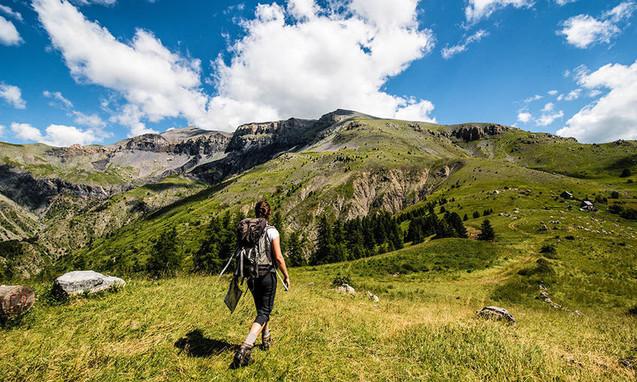 Randonnées à valberg