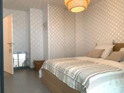 chambre lit 2 places 160