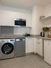 Cuisine équipée appartement