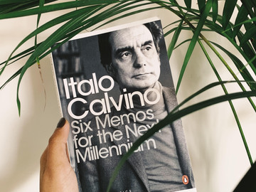 Six Memos for the Next Millenium by Italo Calvino