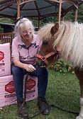 H.A.C.K. Horse Pam