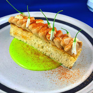 Fried Chicken Mousse