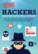 Hackers BeCyberAwareAtSea poster.png