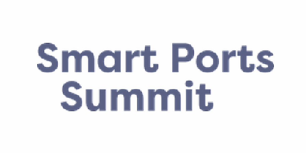 Smart Ports Summit London