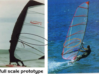 CFD Study of Traditional and Wing Sails.