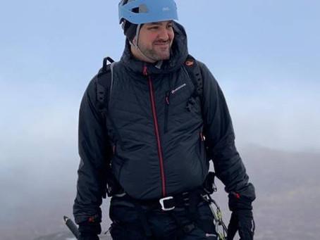 Montane Support Adventurer, & Endurance Athlete Jordan Wylie
