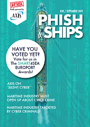 Phish and Ships September 2019 Issue 34.